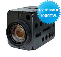 1000TVL 10X 3D Noise Reduction SONY CMOS HD Color Zoom Module Camera