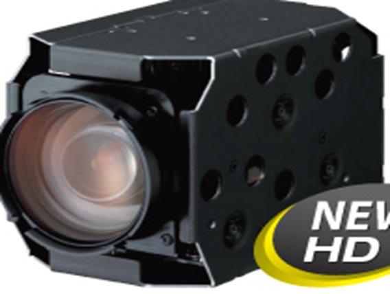 600TVL 18X IR CUT WDR 1/3 Ex-View Color CCD cctv camera Hitachi DI-SC110-C