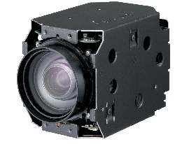 Hitachi DI-SC123 20X Defog 720P HD Color Module Camera