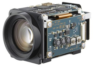 Sony FCB-EH3100 Full HD CMOS 10X Video Color Camera