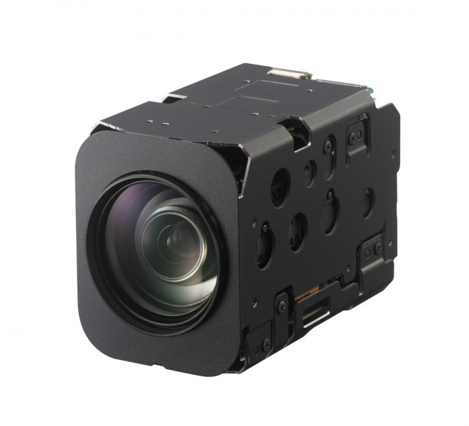 SONY FCB-EV7317 20x Near-In frared Response 3D+2D Noise reduction Full HD Camera Module