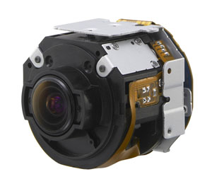 Compact Color Block Camera  3.27 Megapixels HD Block Camera  SONY FCB-SE600