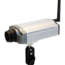 Wireless WIFI Box IP Camera