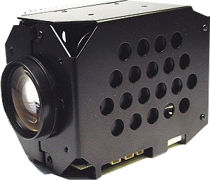 LG LM933DA CCD color camera
