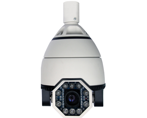 IR Auto Tracking High Speed Dome Camera
