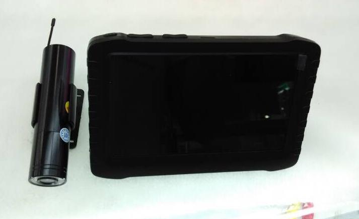Wireless Borescope Camera With Paste Camera Seat 24GHz Wireless