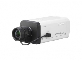 Day/Night 3 Megapixel 1080P dual-stream network Full HD fixed camera Sony SNC-CH220