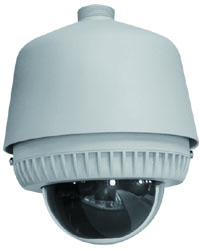 Double -layer meta Low Speed Dome Camera