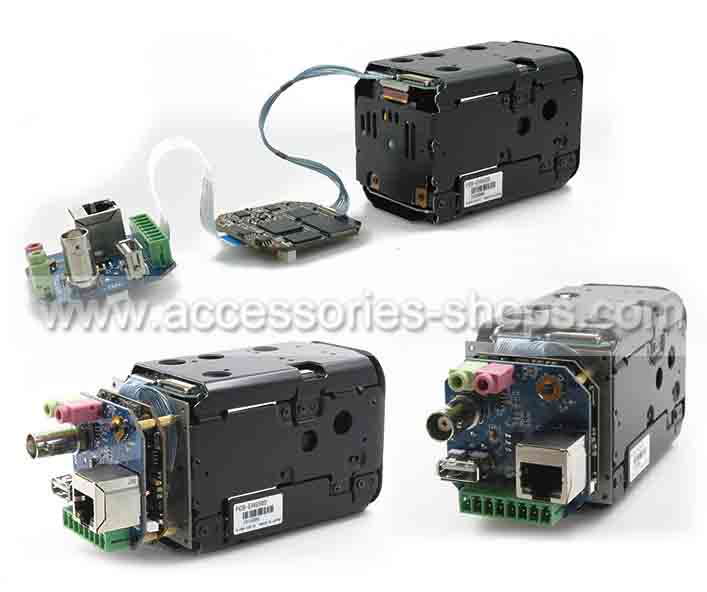 HD CCTV Camera Board SONY Camera Module Network IP Control Board